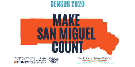 Census 2020 Make San Miguel Count